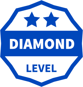 Diamond Level Badge
