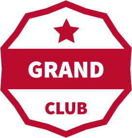 Grand Club Badge