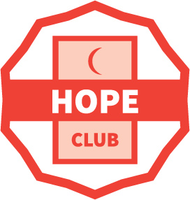 Hope Club Badge
