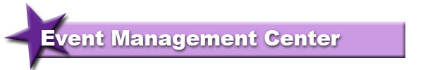 Event Management Header