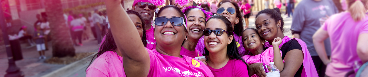 Breast Cancer Walks In Washington D.C. | Making Strides