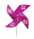 Click here for more information about **Strides Pinwheel - $100 (Miami Only)