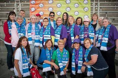 Our MultiCare Center For Healthy Living Team - Please consider joining us for May 17-18, 2019 Relay For Life event at Mt Tahoma